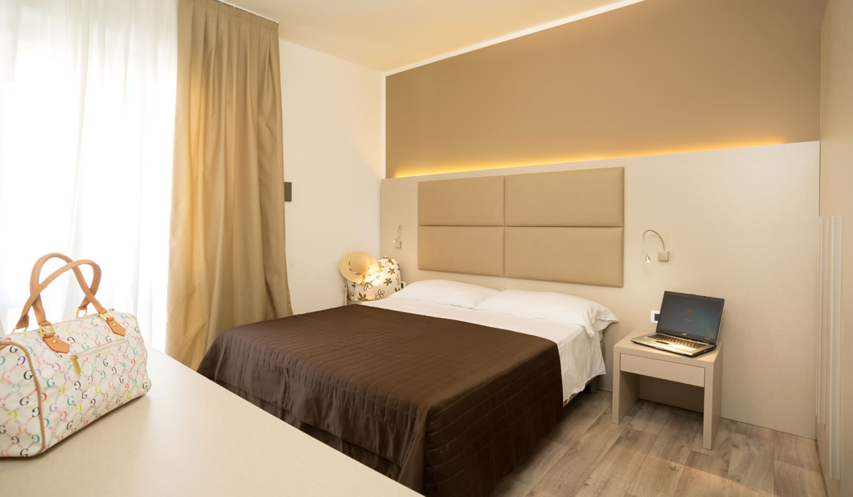Rooms Hotel Trevi Jesolo