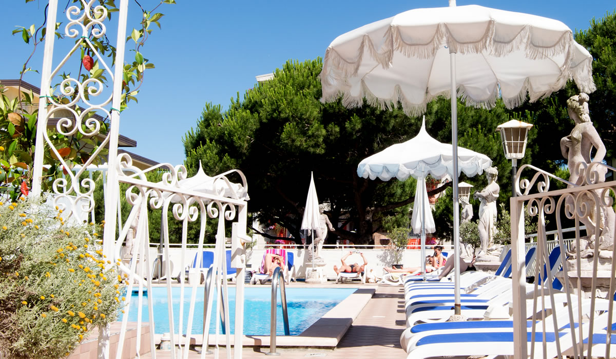 The services Hotel Trevi Jesolo